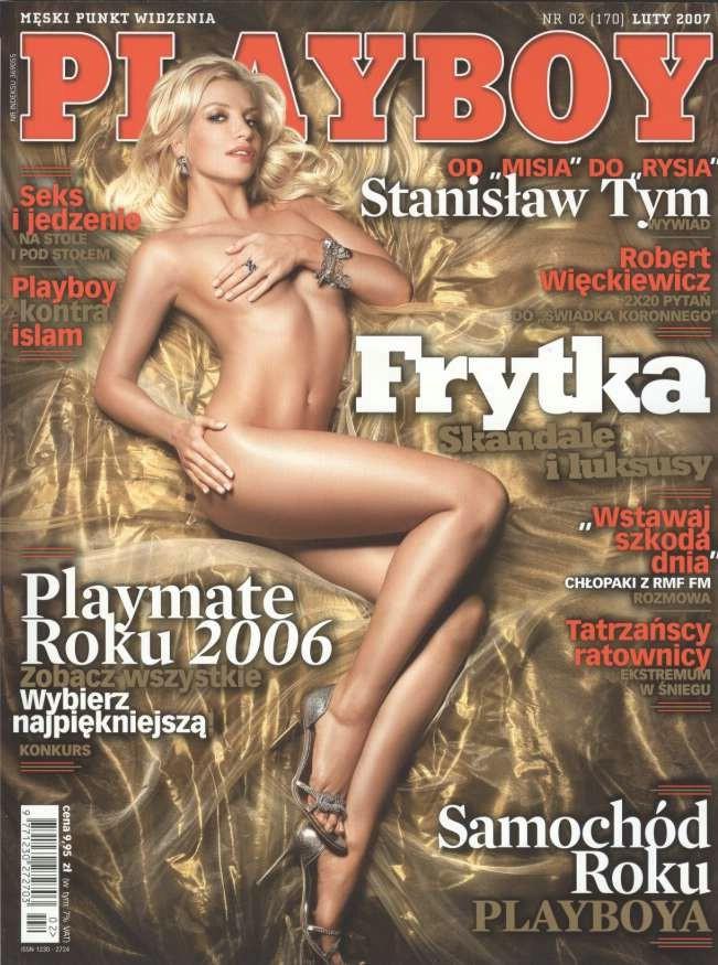 Agnieszka Frykowska nago