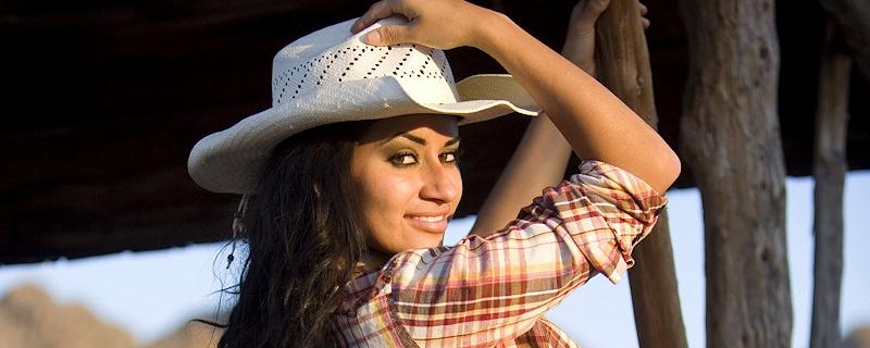 Alexa Loren – Kowbojka