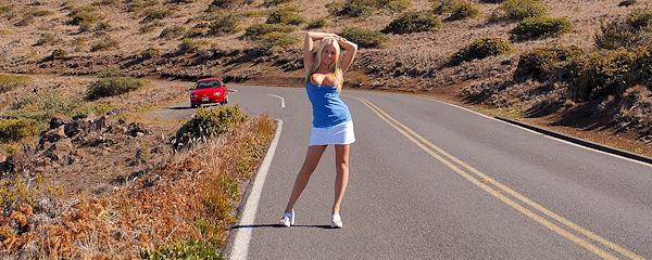 Alison Angel – Wycieczka krajoznawcza