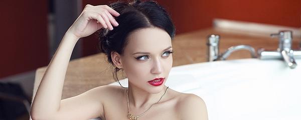 Angelina Petrova w Playboy`u