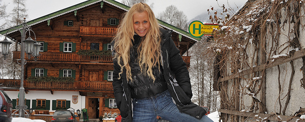 Anna Safina – Zimowy wyjazd w góry