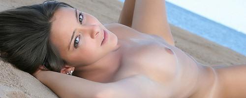 Annabelle Angel w bikini