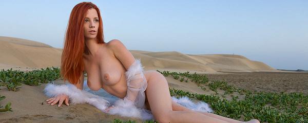 Ariel – Piaszczyste wydmy