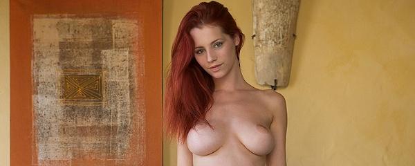 Ariel – Piękny rudzielec