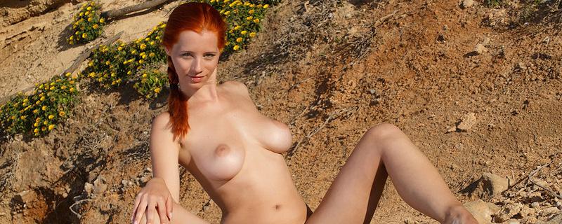 Ariel – Rudy warkocz
