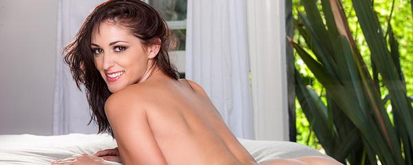 Carlotta Champagne dla Playboy`a