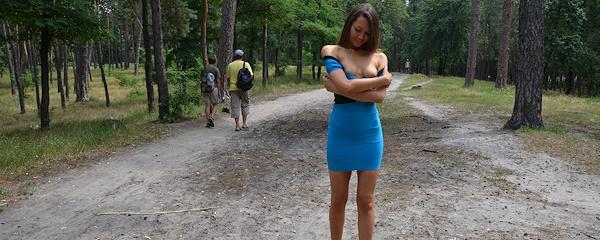 Carolina – Spacer po parku