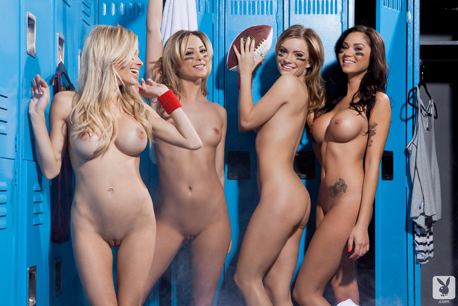 Спортивные девчонки разделись 5 фотография