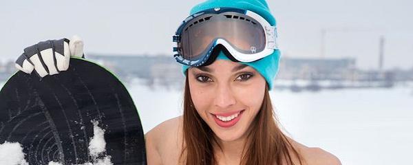 Daniela – Snowbordzistka