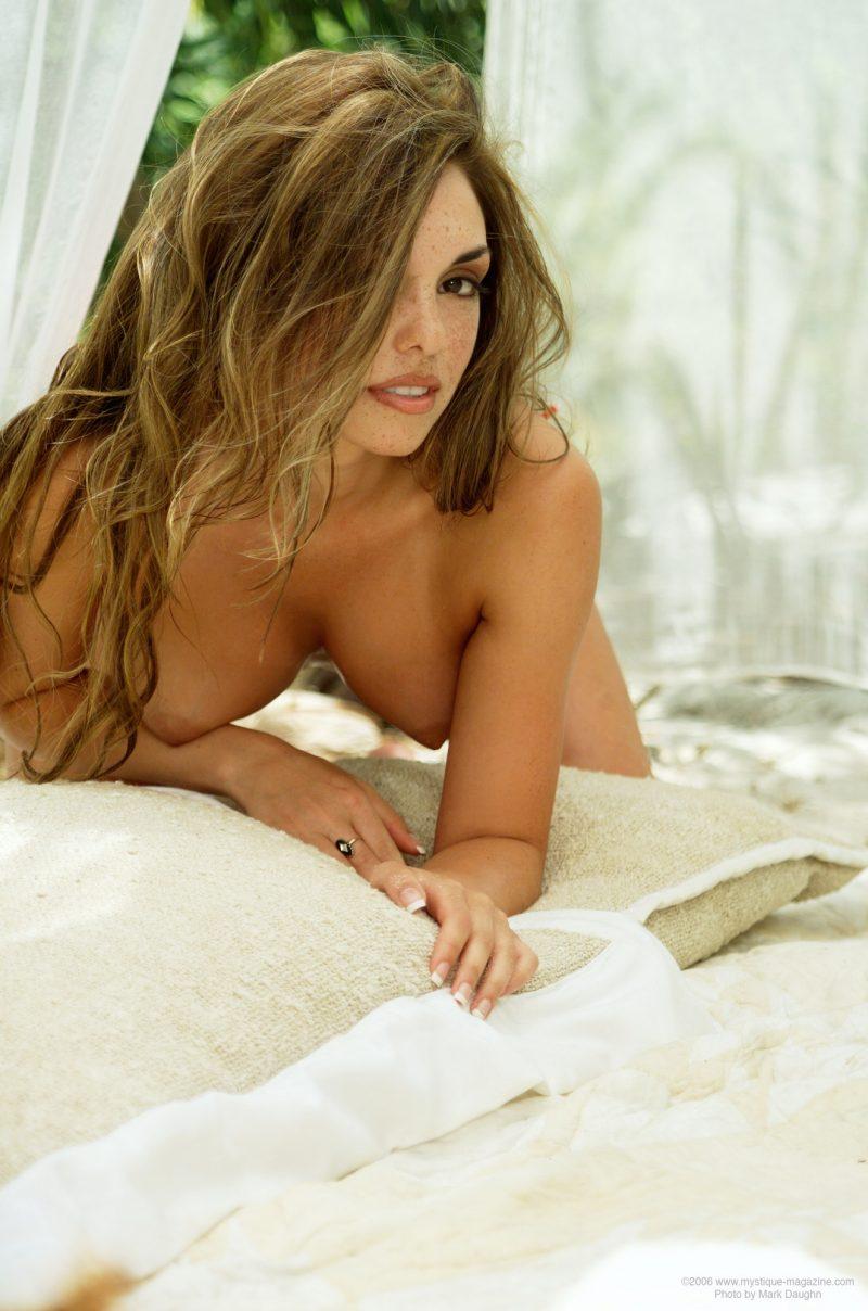 Danielle gamba mystique nude that interrupt