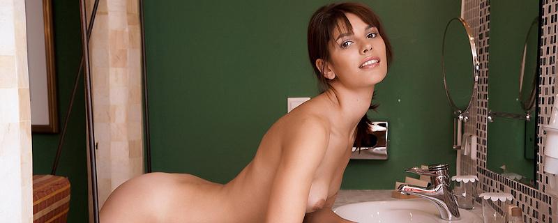 Demi w łazience