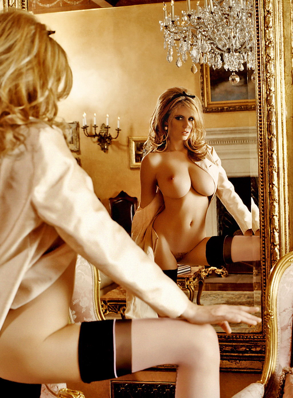 Супер сексуальные и обнаженные знаменитости 23 фотография