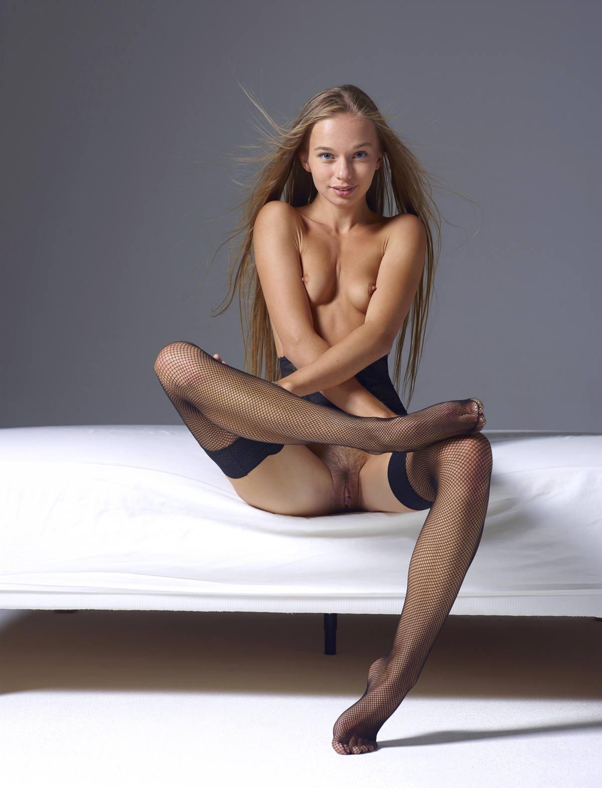 Female body builder pussy