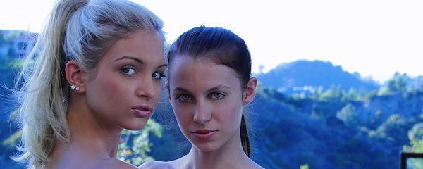 Franziska Facella i Jessica Dawn