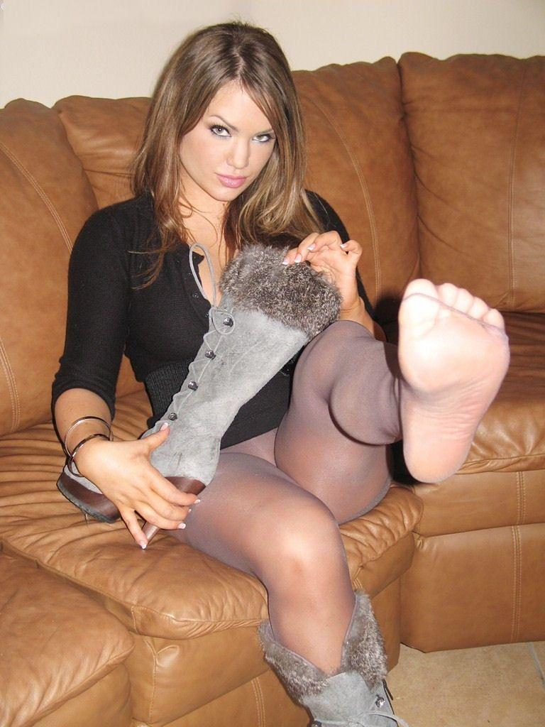 cum on my stocking