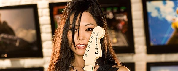 Grace Kim – Dziewczyna z gitarą