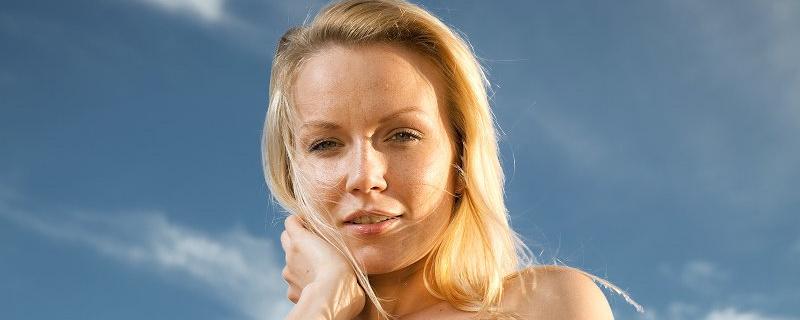 Gwyneth nad morzem