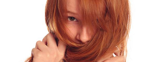 Hannah – Długowłosy rudzielec