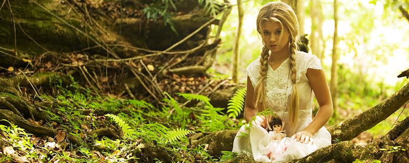 Jannah Burnham – Zagubiona w lesie