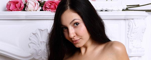 Jasmin na ławeczce