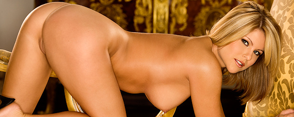 Jennifer Hurt na złotym fotelu