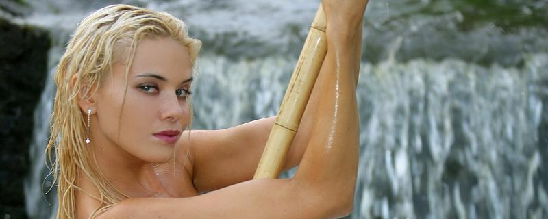 Katerina Stankova – Mały wodospad