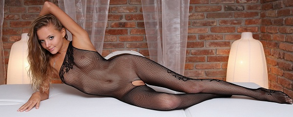 Katya Clover – Bodystocking