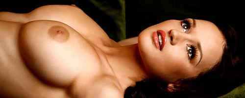 Kitty Lea w Playboyu