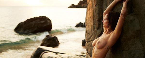 Kristen Pyles – Foto by Antoine Verglas