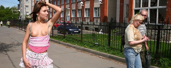Krisztina – Spacer po dzielnicy