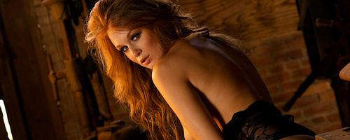 Leanna Decker w sexownym body
