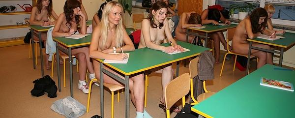 Lekcje w żeńskim liceum