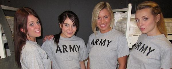 Lesbijki w amerykańskiej armii