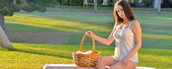 Madi Meadows – Piknikowy koszyk