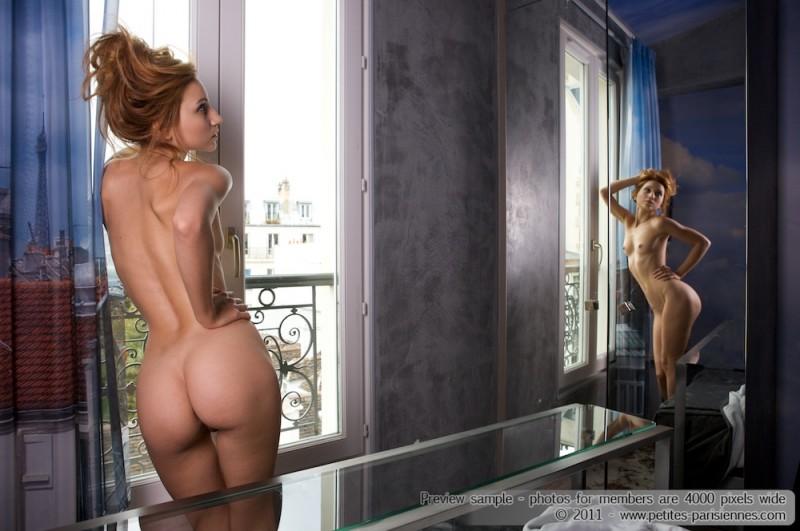 Ass nude redhead marlene