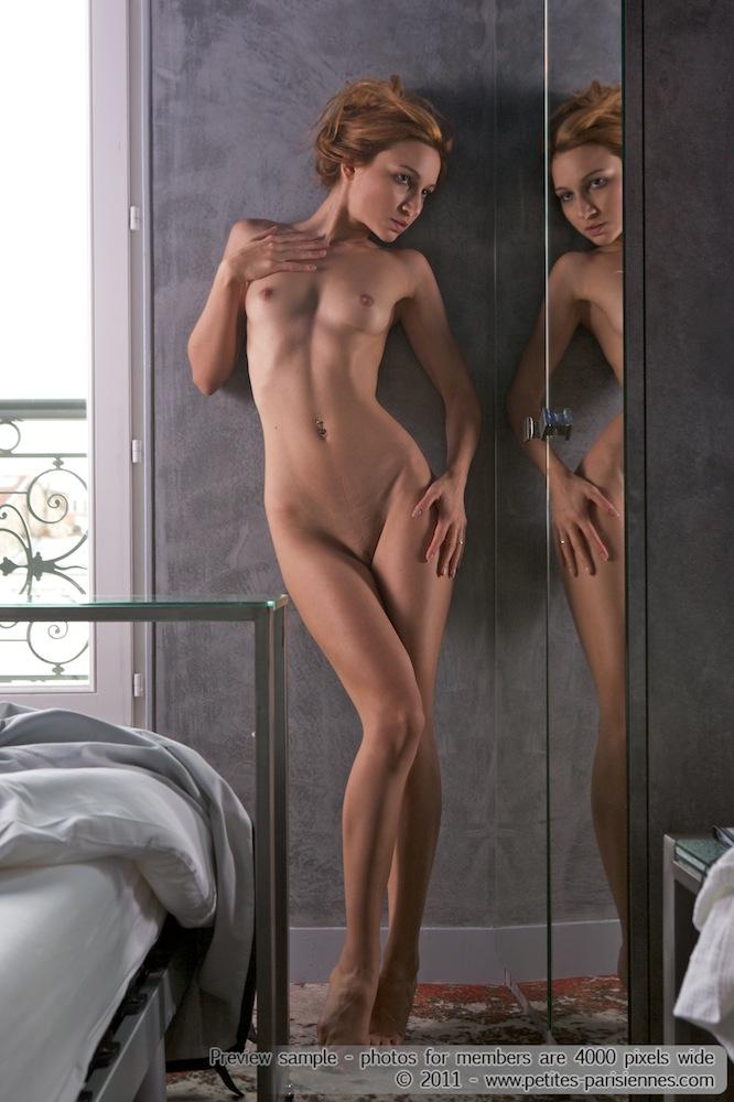 She nude redhead marlene has