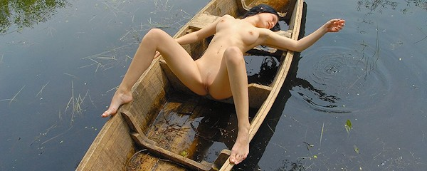 Marliece – Stara rybacka łódka
