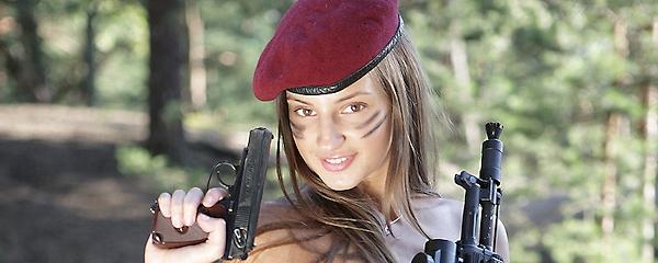 Melena – Komandos