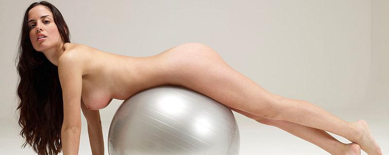Muriel – Duża srebrna piłka