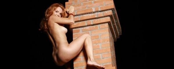 Natalia – Nocą na dachu