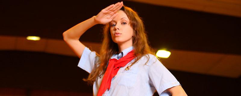Natasha – Młoda komunistka