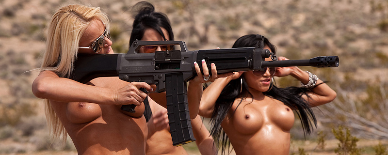 Niegrzeczne Dziewczyny Playboy`a (część 1)