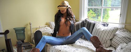 Nina James – Kowbojka