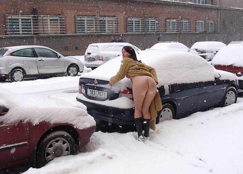 картинки зимой не мерзнут только шлюх