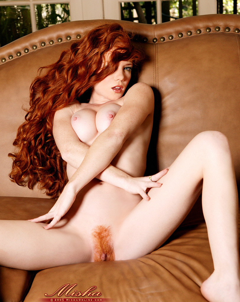 Nude photos of the red head from  nude videos