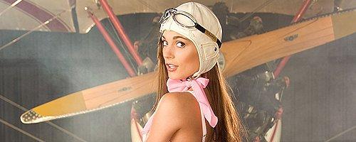 Jessica Erin Sylvia – Pani Pilot