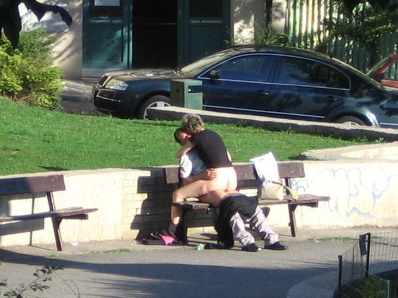 Sex W Miejscu Publicznym