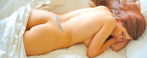 Sabrina Maree lubi pospać dłużej