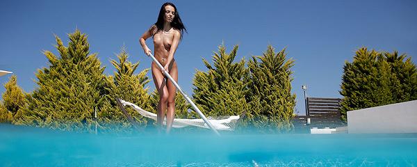 Sapphira – Cały dzień nad basenem