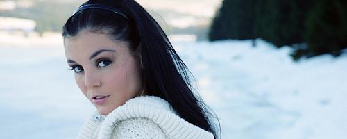 Sesja na śniegu (część 11)